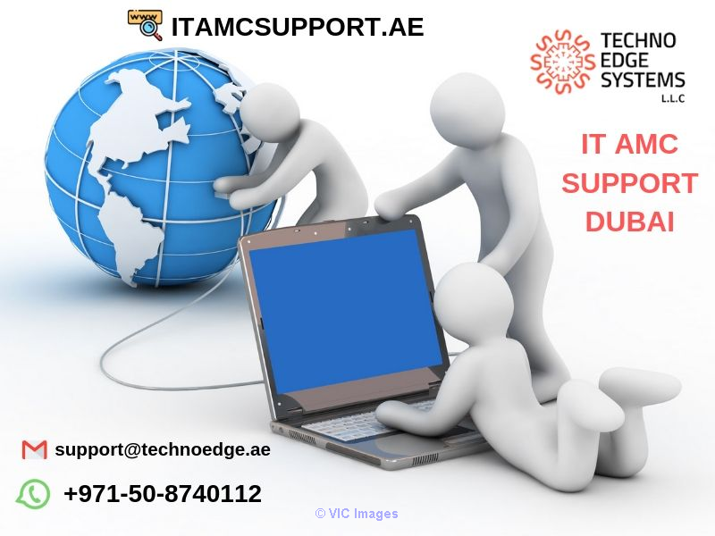IT AMC Support Dubai, Specialized Computer AMC Services In UAE