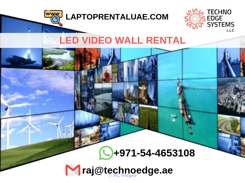 Best Company to provide LED Video Wall Rental in Dubai