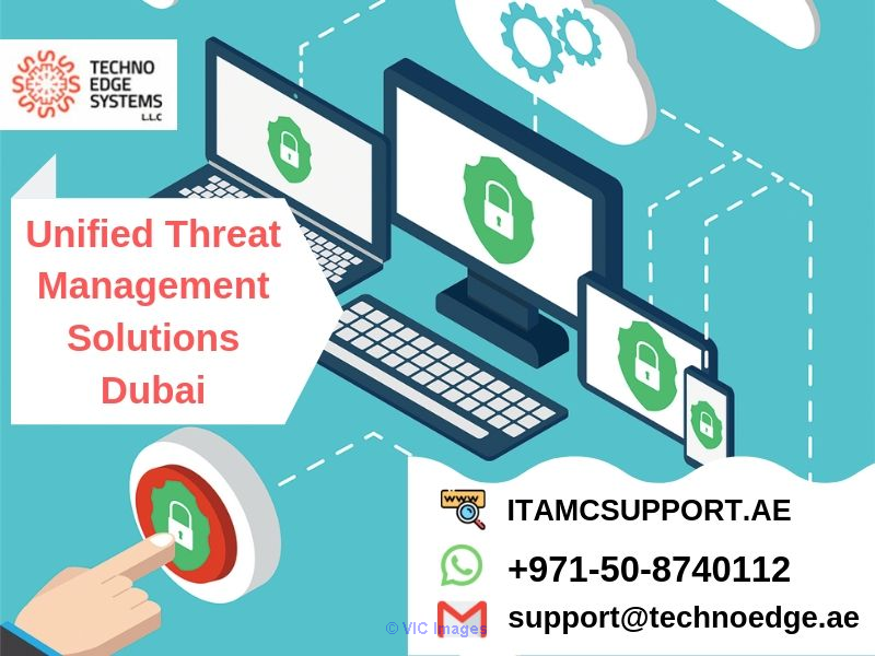 Complete Unified Threat Management Solutions in Dubai, UAE