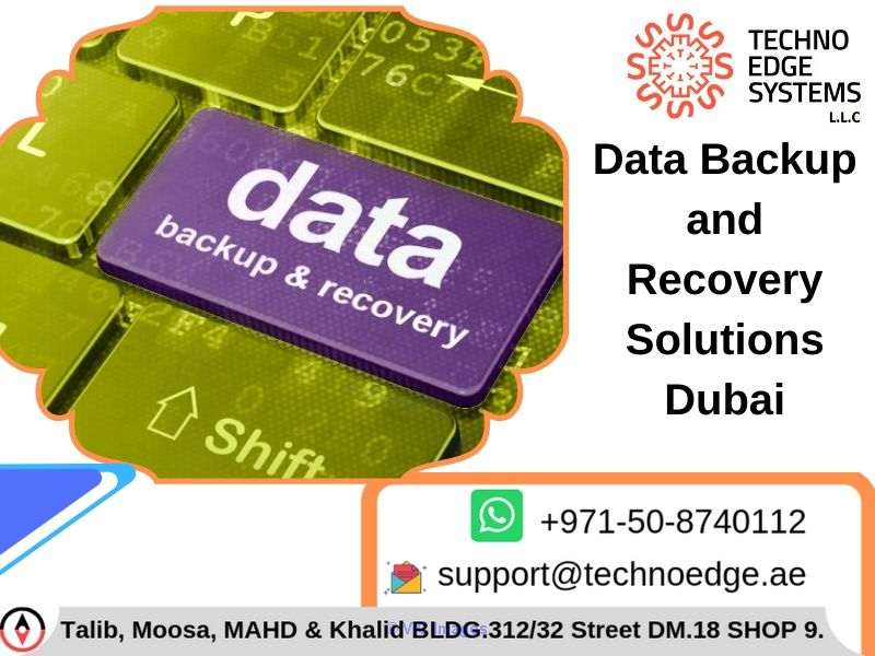 Data Security | Data Backup and Recovery Solutions Dubai, UAE